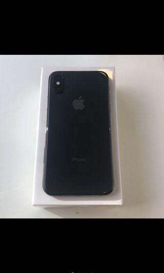 I Phone XS 64G 太空灰 二手