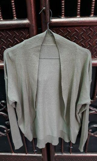 Cardigan Rajut Sweater