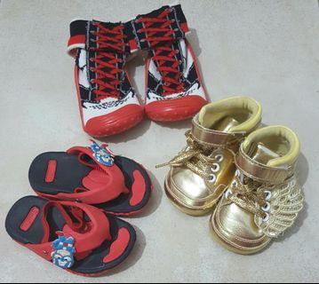 Paket Sepatu Bayi