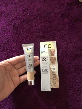 IT Cosmetics CC+ your skin but better
