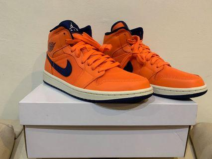 Air Jordan 1 Mid - Turf Oranges