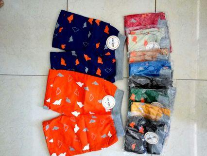 Dino Short Pants