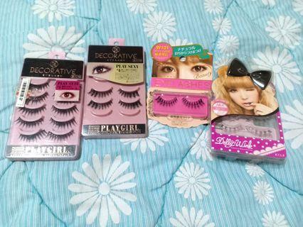 Japan quality false lashes