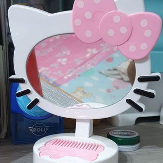 Hello Kitty 化妝鏡