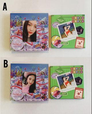 Red Velvet Day 2 Joy Kit + PC