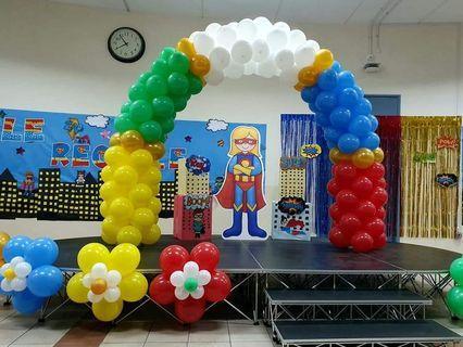 Customise Balloon Arch