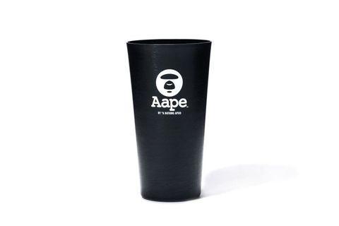 Aape 全新黑色鋁合金杯