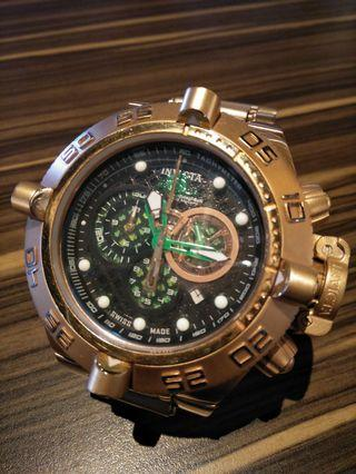Invicta Subaqua Watch Authentic