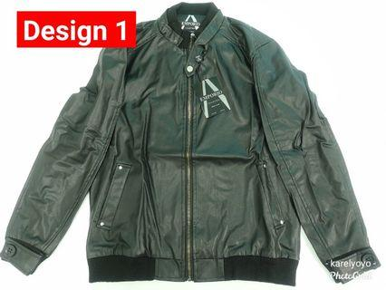 *NEW* Men PU Jacket