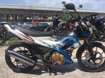 SUZUKI BELANG R150(2012)