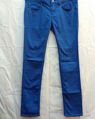 Preloved - Roxy Celana Panjang biru