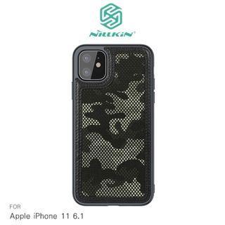 NILLKIN Apple iPhone 11 6.1 黑鷹保護殼