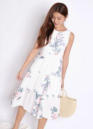 Premium quality floral dress