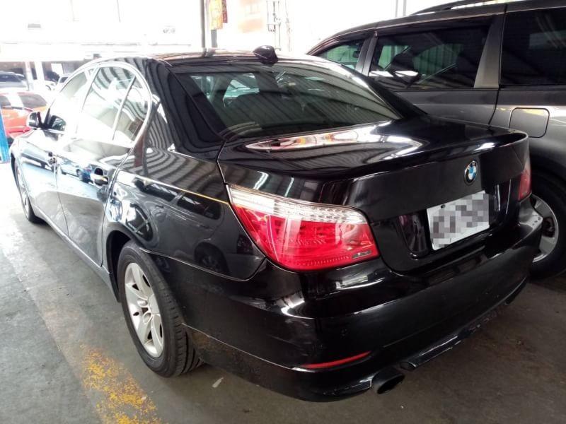 2009年 BMW 520d 2.0 總代理