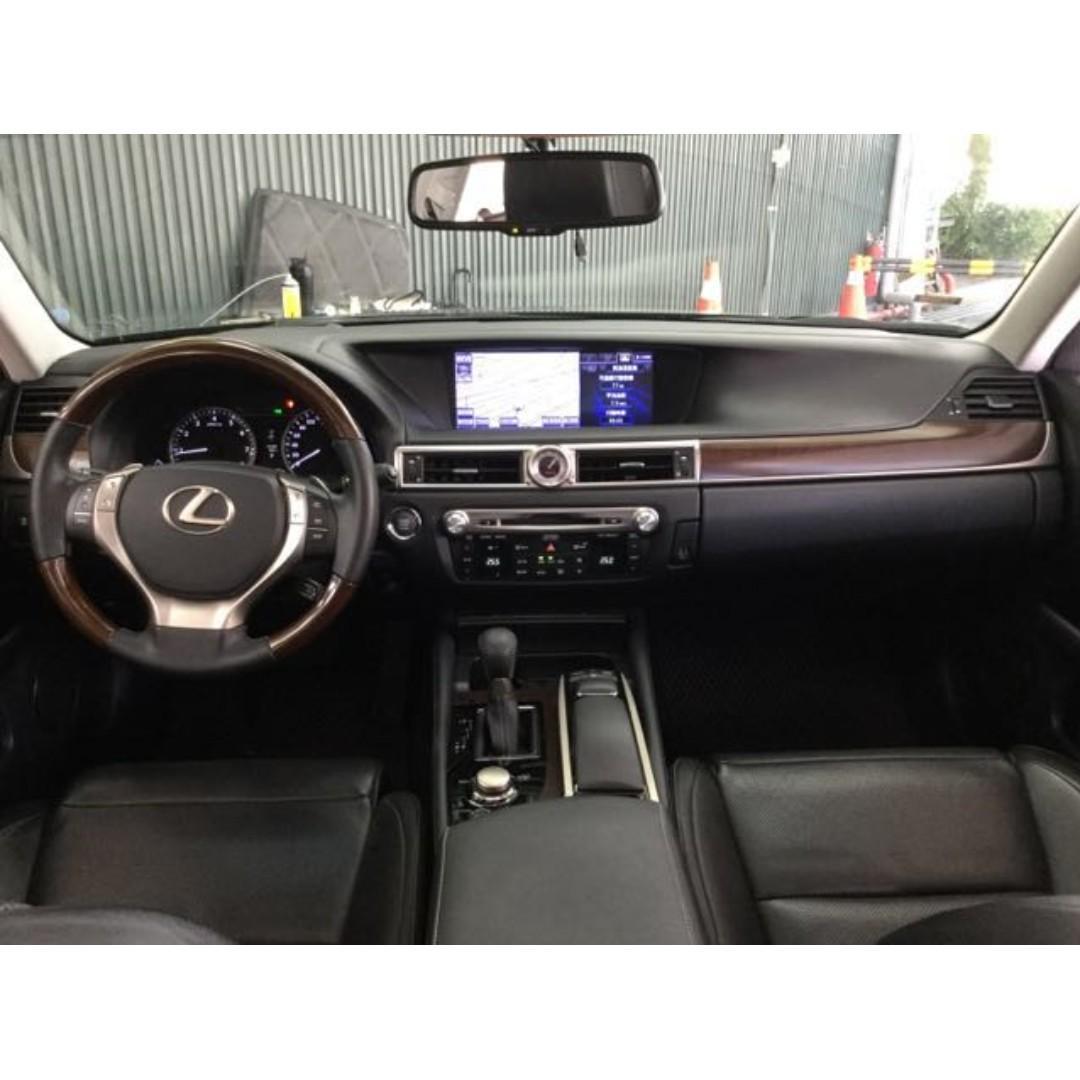 【挑戰全台最低價】2012年 LEXUS GS250 2.5頂級版【經第三方認證】【車況立約保證】
