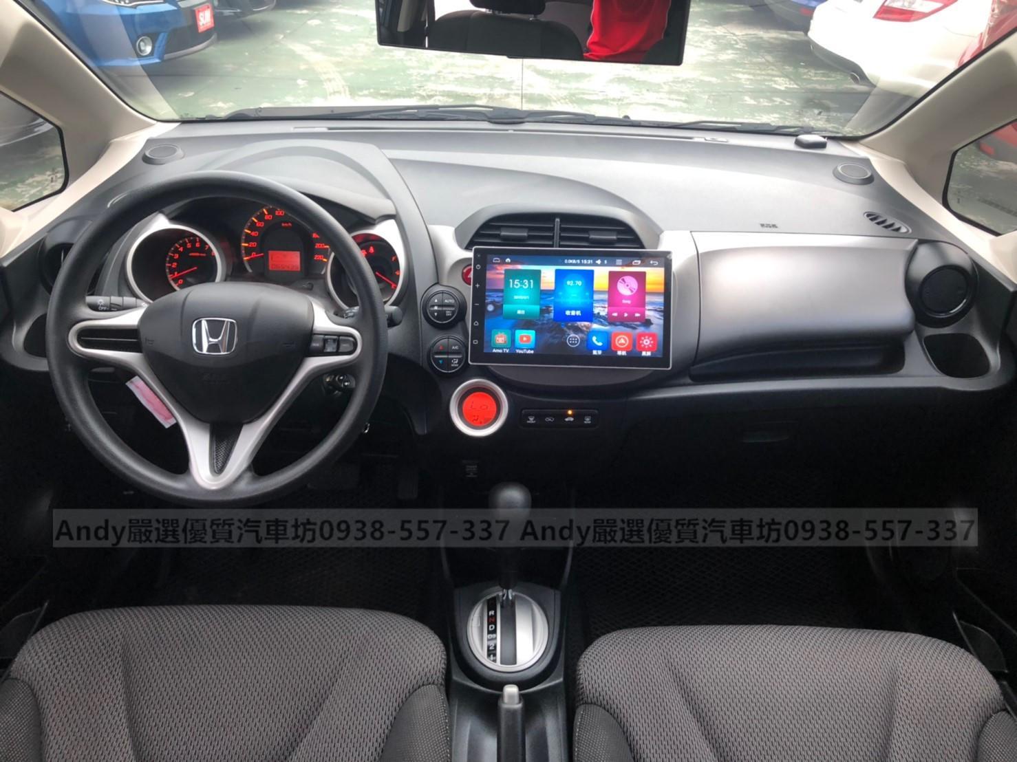 2014年 FIT 灰 1.5 熱門車中古車二手車