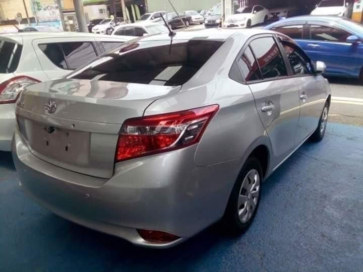 2017年 Toyota Vios 1.5