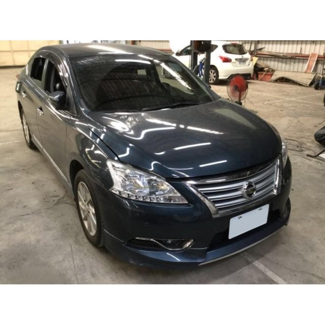 【精選低里程優質車】2017年NISSAN SENTRA 1.8升【經第三方認證】【車況立約保證】