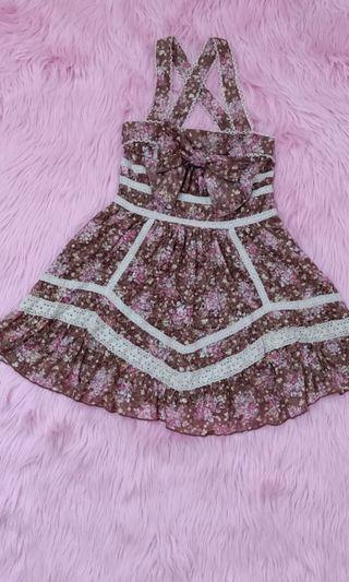 Liz liza dress mini