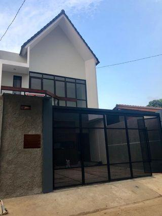 Rumah Mewah 2 Lantai di Ciputat Tangerang Selatan