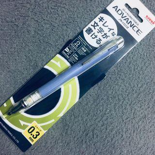 三菱 UNI KURU TOGA ADVANCE  0.3mm 兩倍轉速自動鉛筆