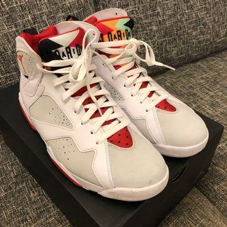 9成新有原盒 Air Jordan 7 Hare Jordan Retro US11.5