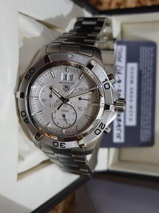 TAG Heuer Aquaracer Grande Date Chronograph ORIGINAL