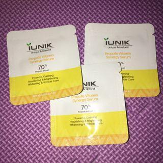 Iunik propolis vitamin synergy serum (tester)