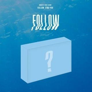 [GROUP ORDER] MONSTA X FOLLOW : FIND YOU KIT / KIHNO ALBUM