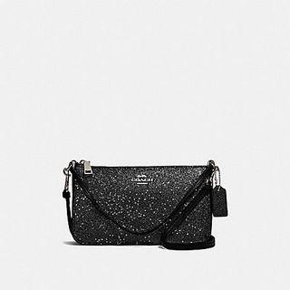Coach glitter star crossbody bag
