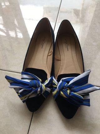Flat shoes pita navy
