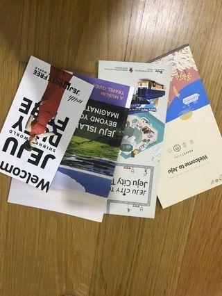 Guide book to Korea Jeju