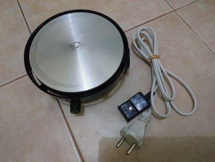 Pemanas listrik portable