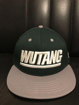 Wu Tang Clan 後扣帽 / Wu Tang 紐約噴射機隊配色 嘻哈