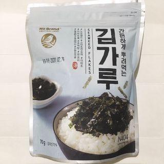 No Brand #韓國#海苔 70g