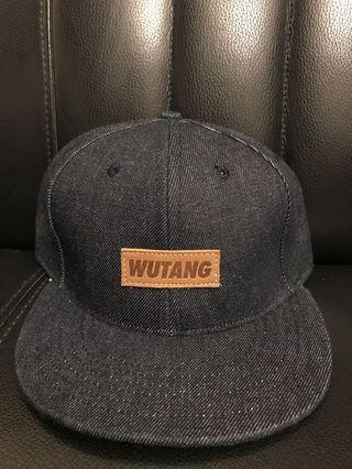 Wu Tang Clan 後扣帽 / 牛仔布