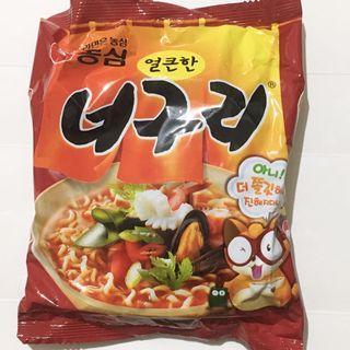 韓國#浣熊拉麵