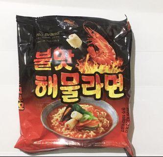 #韓國#海鮮龍蝦泡麵(一包)