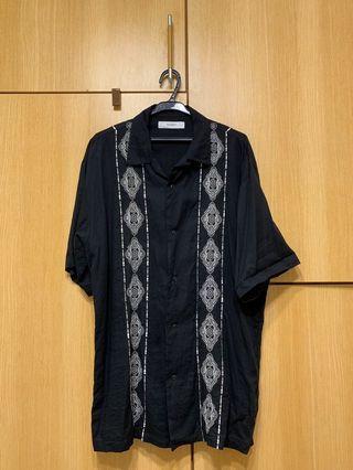 黑古巴襯衫