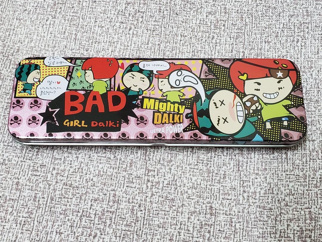 全新韓國筆盒