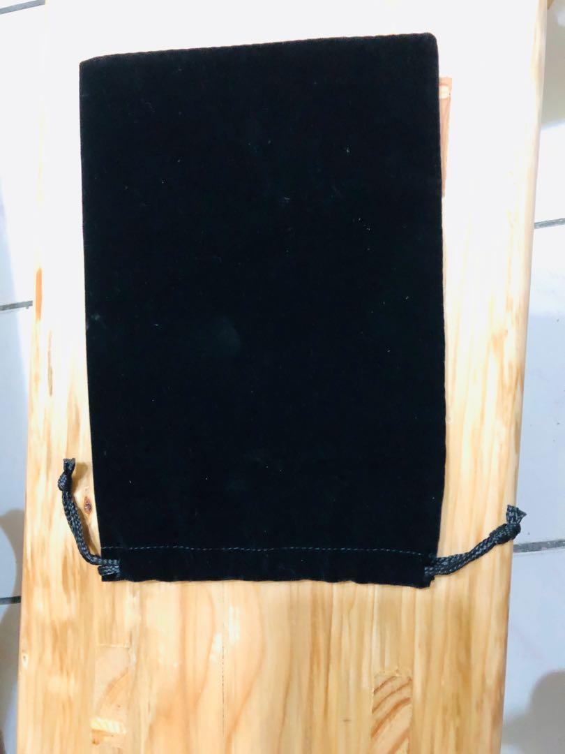 珠寶首飾/移動電源/手機袋/絨布收納束口袋尺寸:24/16cm