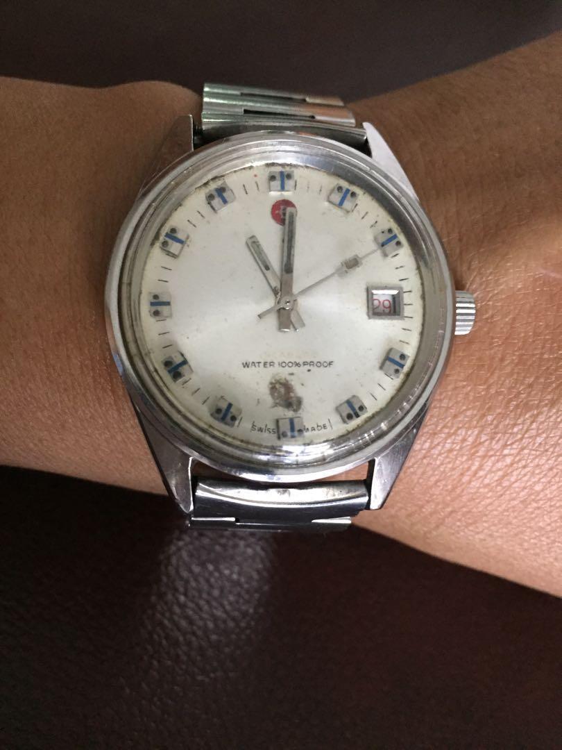 老錶/手上鍊