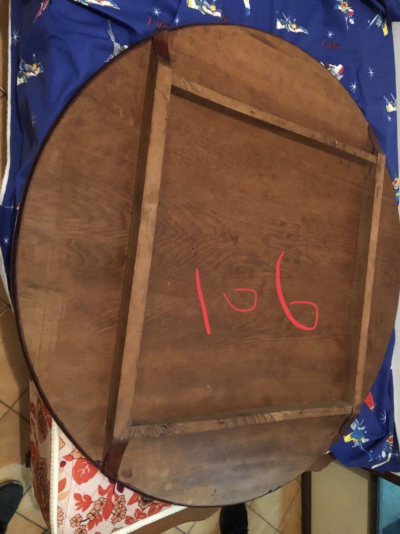 老木圓桌板