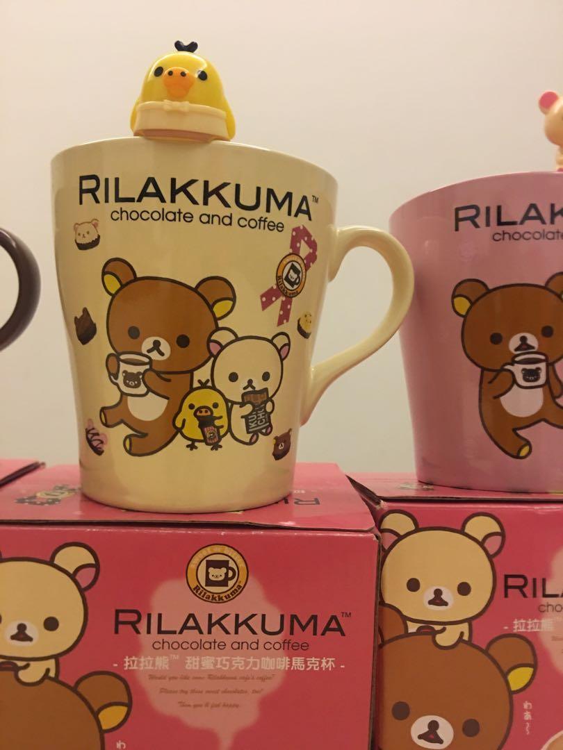 拉拉熊-馬克杯