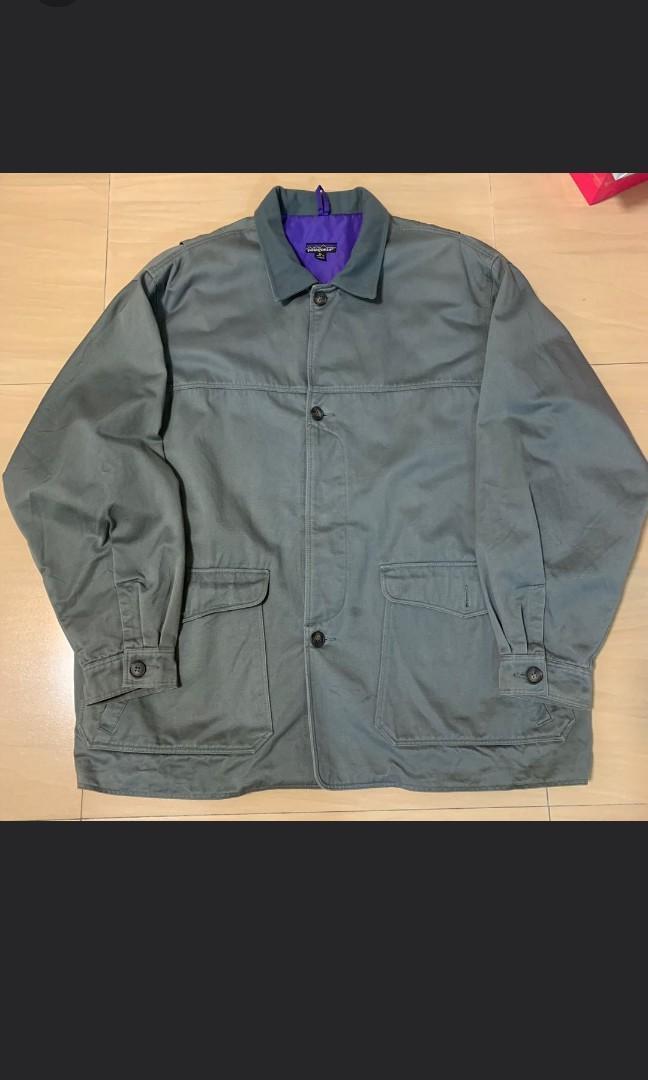 工裝夾克外套Patagonia