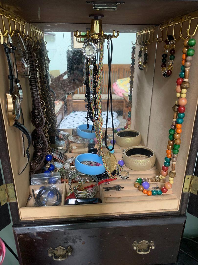 🔟月搬家出清 古董飾品抽屜櫃