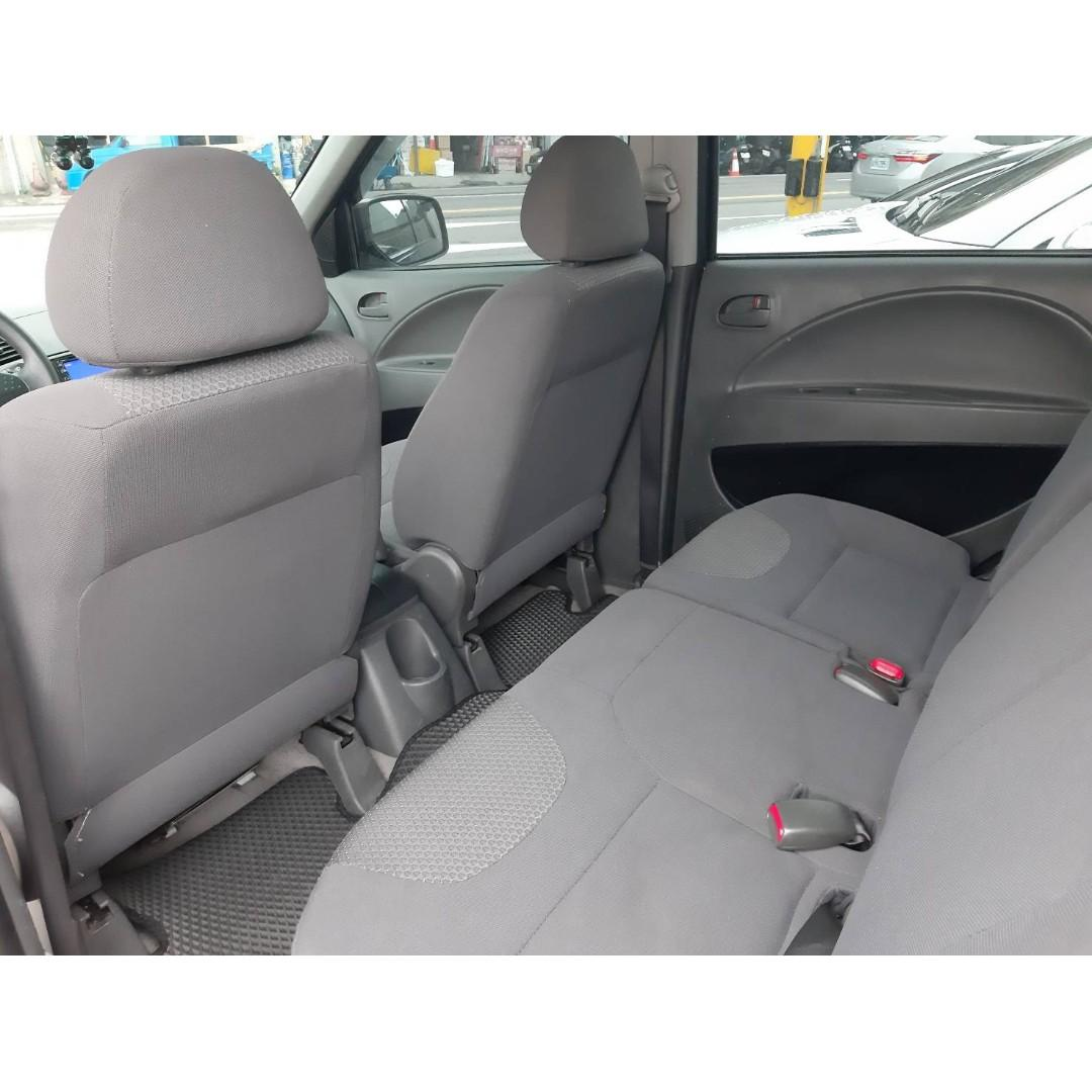 三菱 ZINGER 商用車 超大空間 載貨好幫手 也可當床睡 觸控式多功能影音