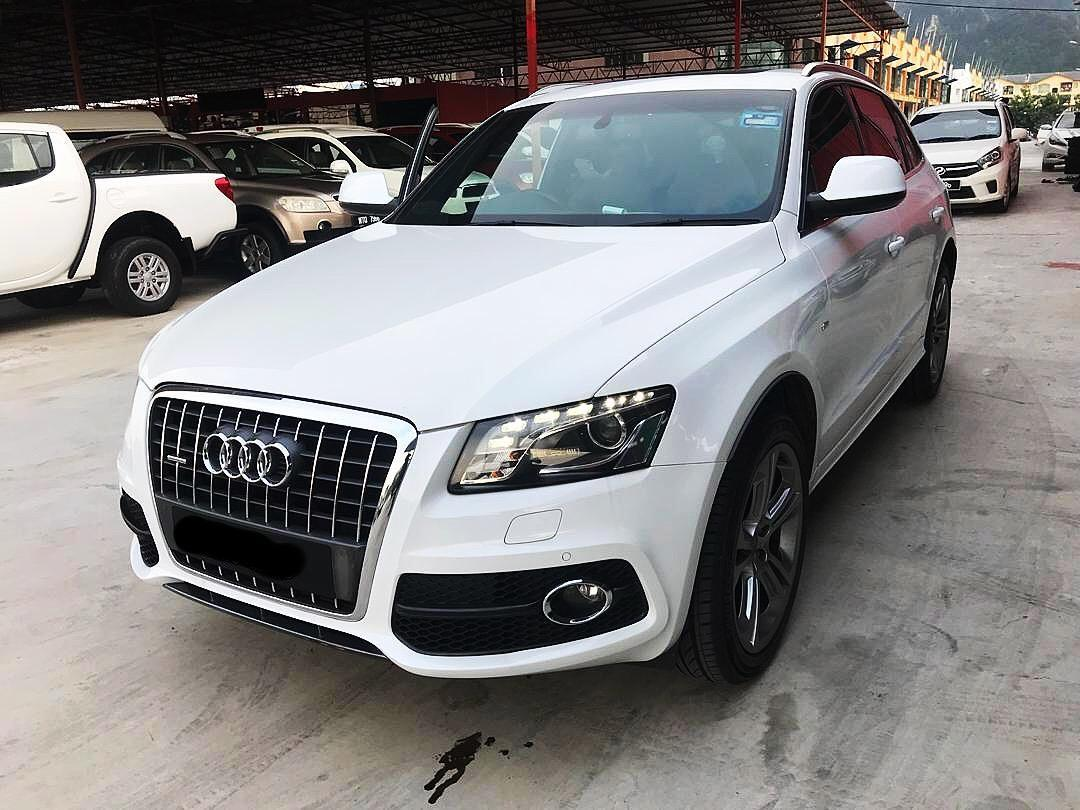 Audi Q5 2017 full 3.0