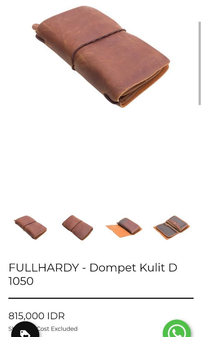Authentic leather wallet , unique , kece , alasan dijual kebanyakan dompet dan pengen ganti baru ... still good condition ... yg beli imi di kasih gift souvenir dari jepang langsung (gift hasil traveling  😁)