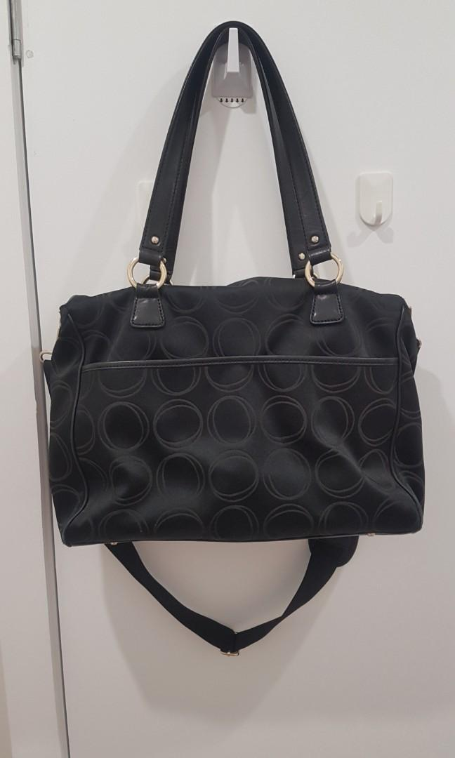 Authentic Oroton Stencil baby and shoulder bag RP$400